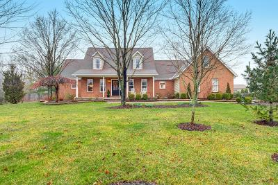 Westerville Single Family Home Sold: 5501 Miller-Paul Rd
