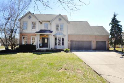 New Albany Single Family Home Contingent Finance And Inspect: 1329 Penderson Court