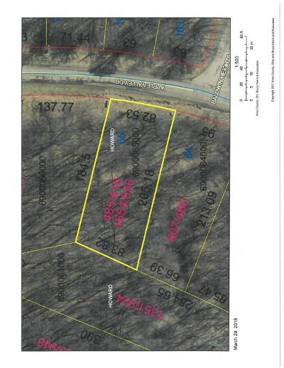 Howard Residential Lots & Land For Sale: Lot 65 Apple Valley Drive