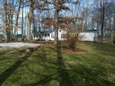 Marengo Single Family Home Contingent Finance And Inspect: 5515 County Road 15