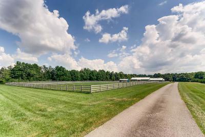 Delaware Single Family Home For Sale: 2011 Hyatts Road