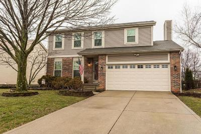 Reynoldsburg Single Family Home Contingent Finance And Inspect: 8426 Priestley Drive
