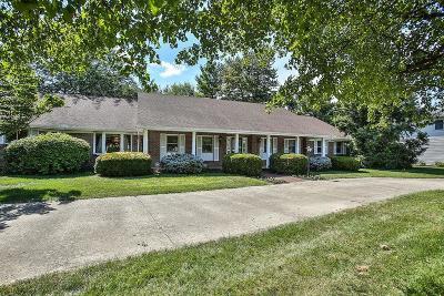 Washington Court House Single Family Home For Sale: 1331 Yellowbud Place