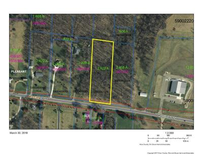Residential Lots & Land Sold: Lot 1 Gambier Road