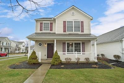 Westerville Single Family Home Contingent Finance And Inspect: 6142 Albany Way Drive