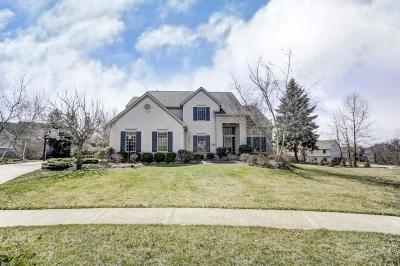 Westerville Single Family Home For Sale: 5920 Gainey Court