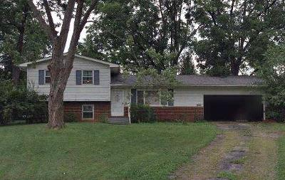 Westerville Single Family Home Contingent Finance And Inspect: 600 Mohican Way