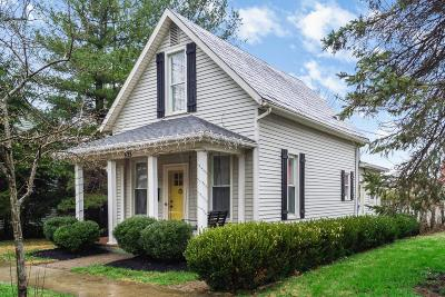 Canal Winchester Single Family Home Contingent Finance And Inspect: 52 N Trine Street