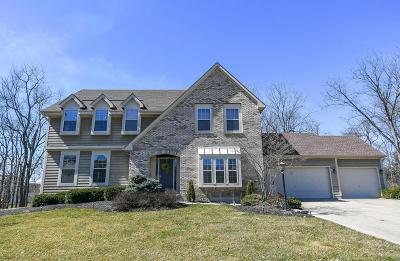 Pickerington Single Family Home Contingent Finance And Inspect: 12297 Teal Lane