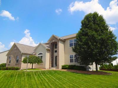 Powell Single Family Home For Sale: 7861 Maple Run Lane
