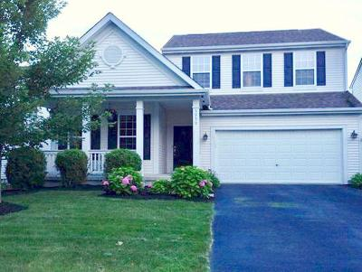New Albany Single Family Home For Sale: 4198 Greensbury Drive