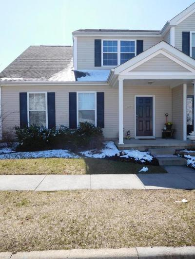 Blacklick Single Family Home Contingent Finance And Inspect: 8071 Ashenden Drive