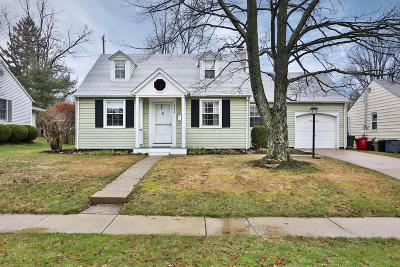 Worthington Single Family Home Contingent Finance And Inspect: 444 N Selby Boulevard