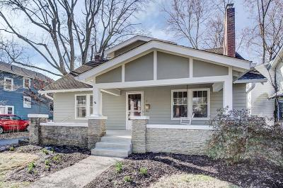Clintonville Single Family Home Contingent Finance And Inspect: 65 Chatham Road