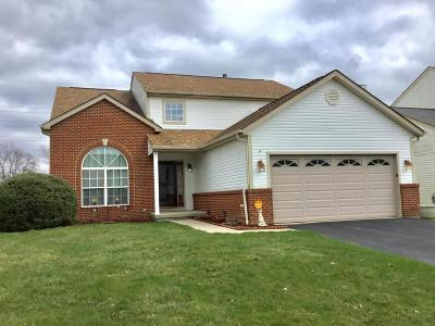 Groveport Single Family Home Contingent Finance And Inspect: 4006 Walnut Crossing Drive