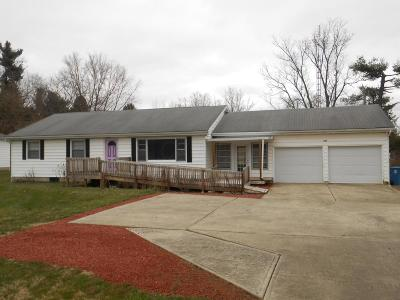 Newark Single Family Home For Sale: 1205 Cherry Valley Road
