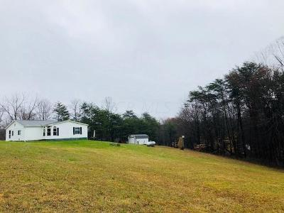 Sugar Grove Single Family Home Contingent Finance And Inspect: 28767 Logan Hornsmill Road