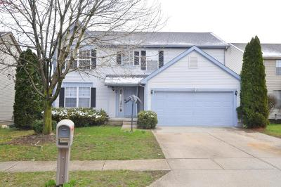 Pickerington Single Family Home Contingent Finance And Inspect: 140 Steiger Court