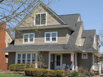 Upper Arlington Single Family Home Contingent Finance And Inspect: 2064 Fairfax Road