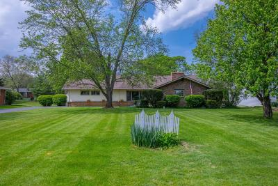 Hilliard Single Family Home For Sale: 3700 Saturn Road