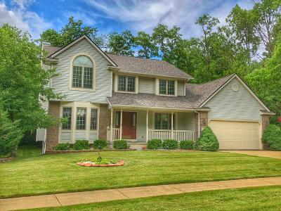 Heath Single Family Home For Sale: 1282 Bluejack Lane