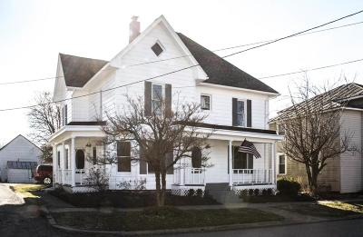 Croton Single Family Home Contingent Finance And Inspect: 26 S Main Street