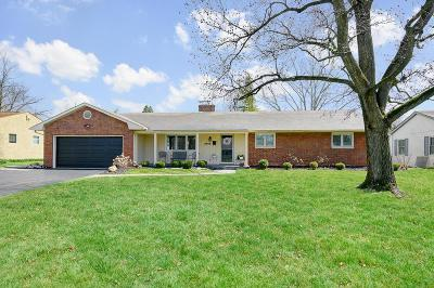 Upper Arlington Single Family Home Contingent Finance And Inspect: 3742 Mountview Road