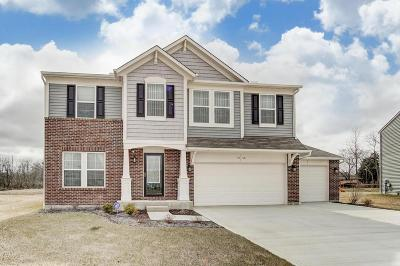 Grove City Single Family Home Contingent Finance And Inspect: 5138 Bradstone Loop