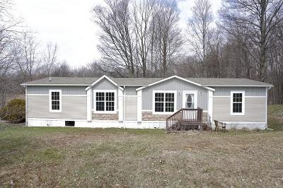 Marengo Single Family Home Contingent Finance And Inspect: 7171 State Route 229