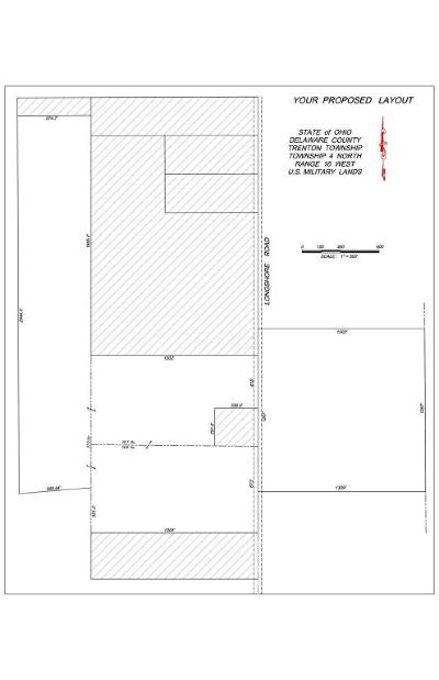 Sunbury Residential Lots & Land For Sale: Longshore Road