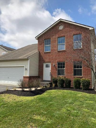 Groveport Single Family Home Contingent Finance And Inspect: 3897 Eastrise Drive