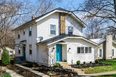 Bexley Single Family Home For Sale: 2724 Bellwood Avenue