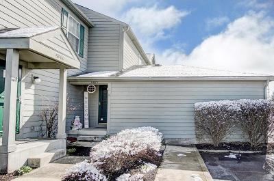Gahanna Condo Sold: 5882 Blendon Place Drive #4B