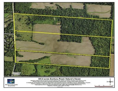 Galena Residential Lots & Land For Sale: Sunbury Road