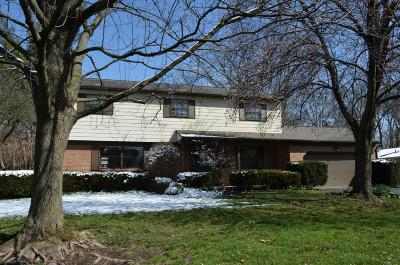 Upper Arlington Single Family Home Contingent Finance And Inspect: 2200 McCoy Road