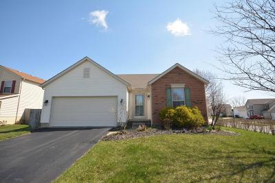 Blacklick Single Family Home For Sale: 738 Solaris Court