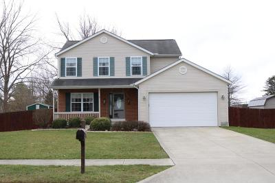 Centerburg Single Family Home Contingent Finance And Inspect: 5 Garden Street