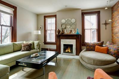 Single Family Home For Sale: 834 S Lazelle Street