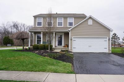 Hilliard Single Family Home Contingent Finance And Inspect: 2783 Pheasant Field Drive
