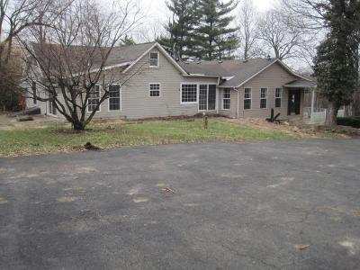 Bainbridge OH Single Family Home For Sale: $114,900