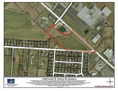 Sunbury Residential Lots & Land For Sale: Kintner Parkway