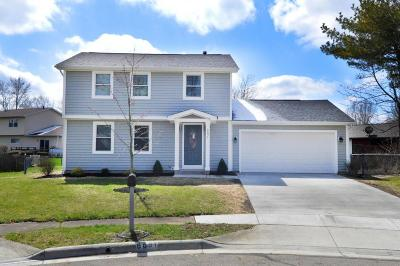 Galloway Single Family Home Contingent Finance And Inspect: 6651 Elm Park Court
