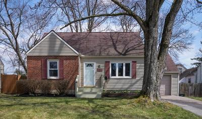 Worthington Single Family Home Contingent Finance And Inspect: 5532 Emerson Avenue