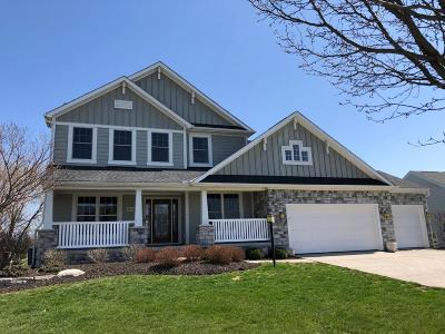 Hilliard Single Family Home Contingent Finance And Inspect: 4896 Barbeau Lane