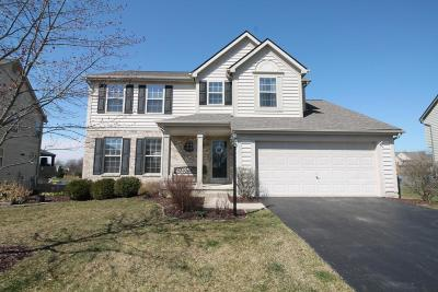 Powell Single Family Home Contingent Finance And Inspect: 7250 Scioto Chase Boulevard