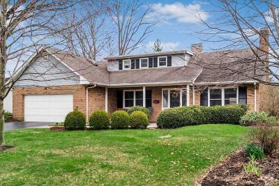 Upper Arlington Single Family Home Contingent Finance And Inspect: 2509 Haverford Road