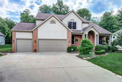Pickerington Single Family Home For Sale: 13208 Ashley Creek Drive