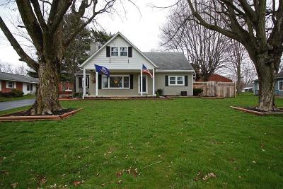 Single Family Home Contingent Finance And Inspect: 72 Edwards Road