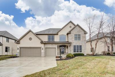 Westerville Single Family Home Contingent Finance And Inspect: 6495 Spring Run Drive