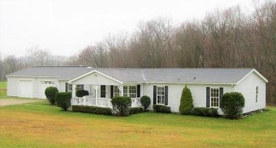 Laurelville OH Single Family Home Contingent Finance And Inspect: $139,900